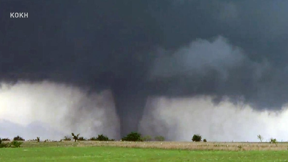 Video: Deadly tornado touches down in Oklahoma | KVII