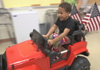 'Lil' Rhody Riders' helps children with disabilities have fun during physical therapy