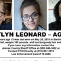 15-year-old girl still missing more than month later