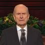 Russell M. Nelson announced as new LDS Church president