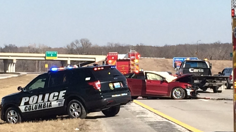 Police identify man killed in crossover crash on highway for Ashland motors columbia mo