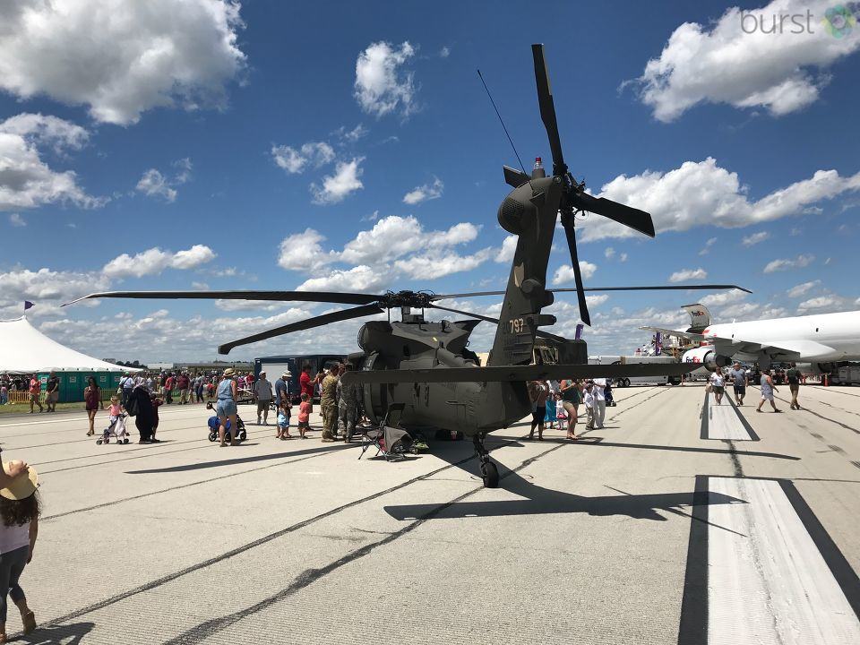 Photos: 2017 Vectren Dayton Air Show