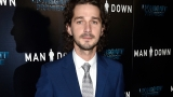 Actor Shia LaBeouf ends streaming of anti-Trump installation
