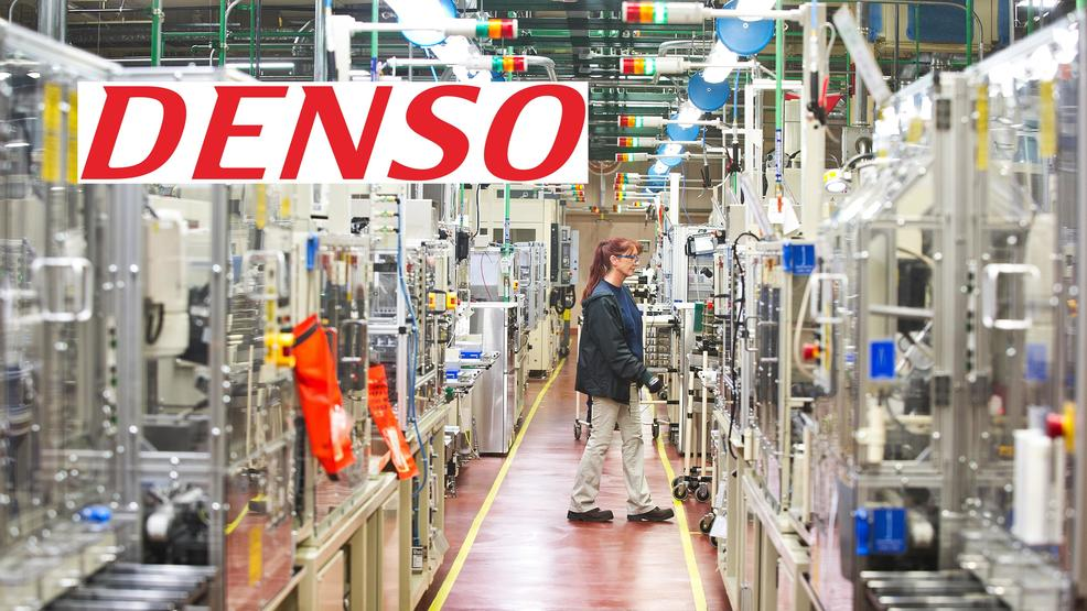 Denso manufacturing to add 320 new jobs to Athens plant   WTVC