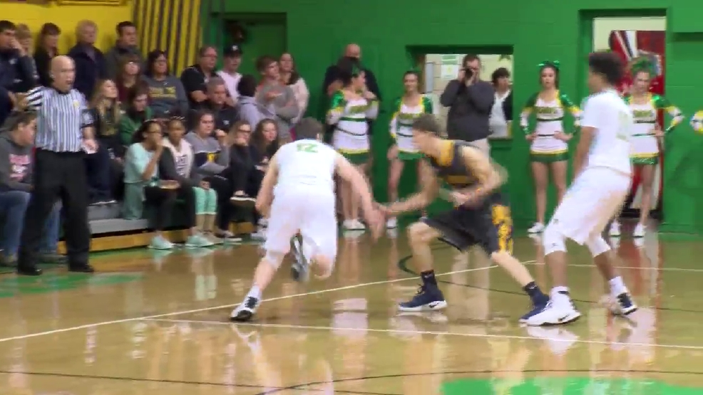 12.21.16 Video- Cameron vs. Bishop Donahue- high school boys basketball
