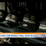Limited Golden Knights Western Conference champions gear selling out fast