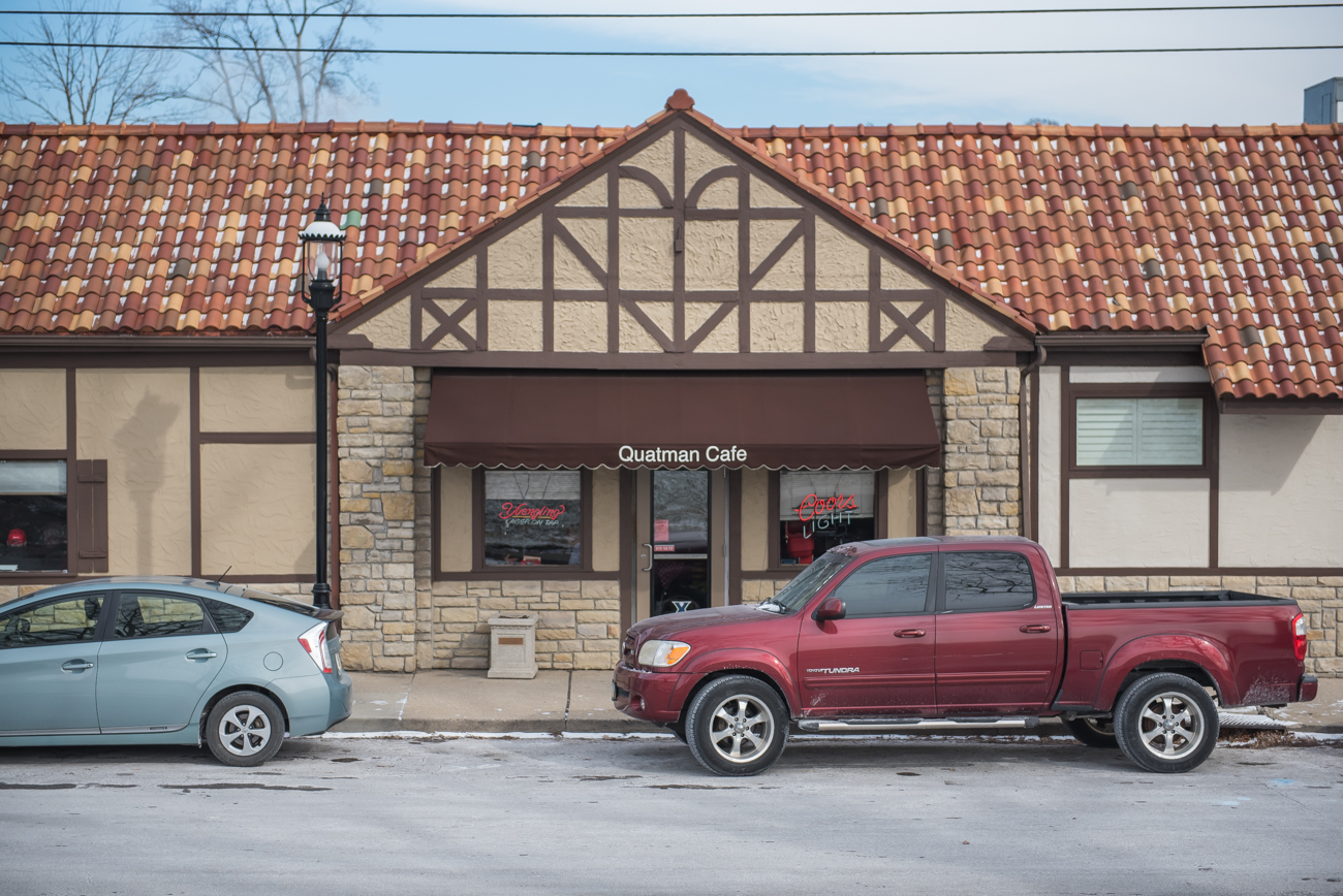 Since Quatman's Cafe opened in 1966, it's been a Norwood icon for cheeseburgers, chili, homemade soups, and the coldest beer in town. The staff and regulars are friendly, and it's about as informal a meal as you can get. ADDRESS: 2434 Quatman Avenue (45212) / Image: Mike Menke // Published: 2.14.19<p></p>