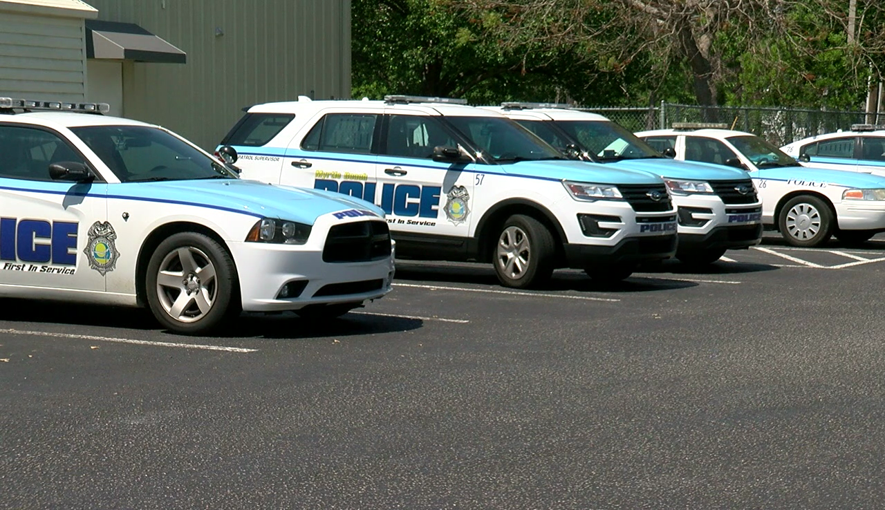 Local organization forging a connection between the community and cops (WPDE)