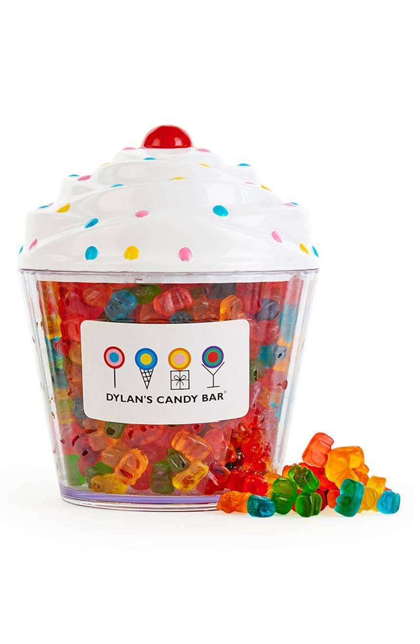 Dylan's Candy Bar Gummy Bears Cupcake // Price: $28 // (Nordstrom)<p></p>