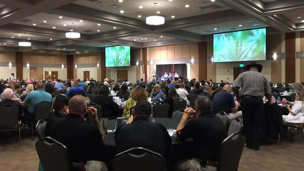 Officers receive Marijuana 101 training in Benton