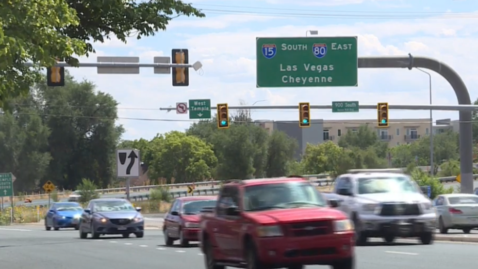 Should I-15 ramps from 900 South be moved? Salt Lake City