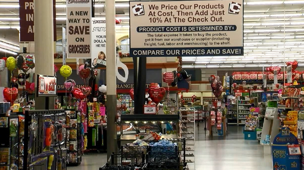 Shoppers turn to cost plus food stores as a way to save | KVII