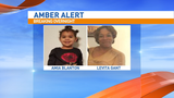 UPDATE: Amber Alert for missing toddler discontinued