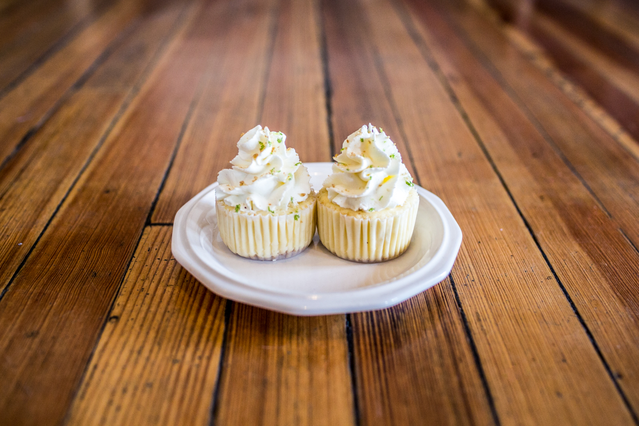 75 South Key Lime cheesecake cupcake / Image: Catherine Viox{ }// Published: 8.1.19