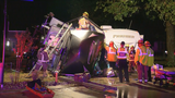 Two trapped when winds from storm flip RV in East Travis County