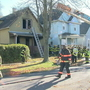 Two dogs killed in Harvest St. house fire
