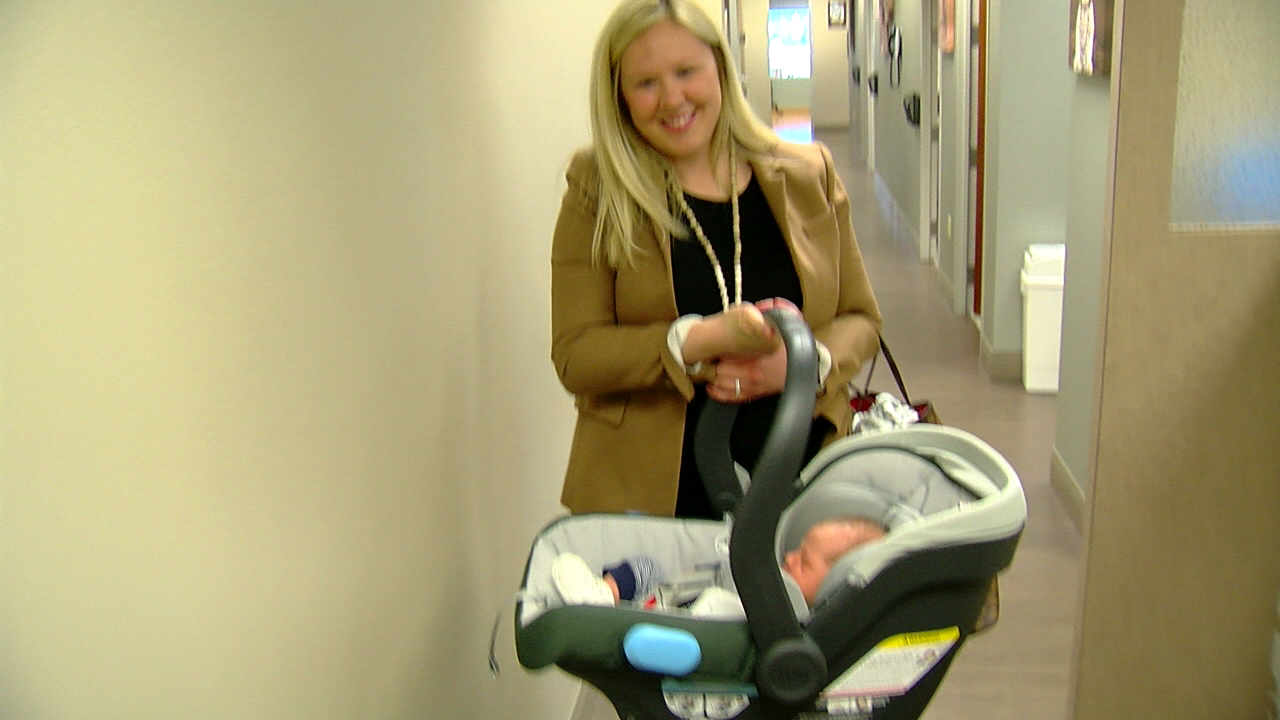 Journey to parenthood: Parental Hope offers IVF raffle (WKRC)