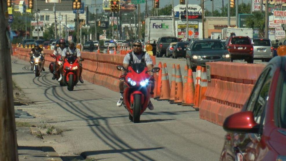 City of North Myrtle Beach traffic chute begins Friday