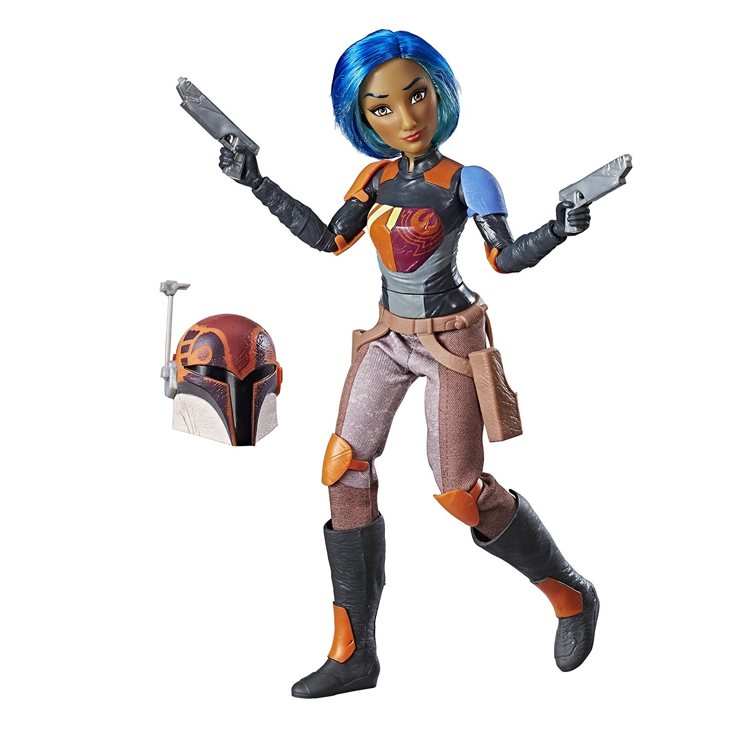 STAR WARS FORCES OF DESTINY ADVENTURE: Sabine (Photo: Hasbro)