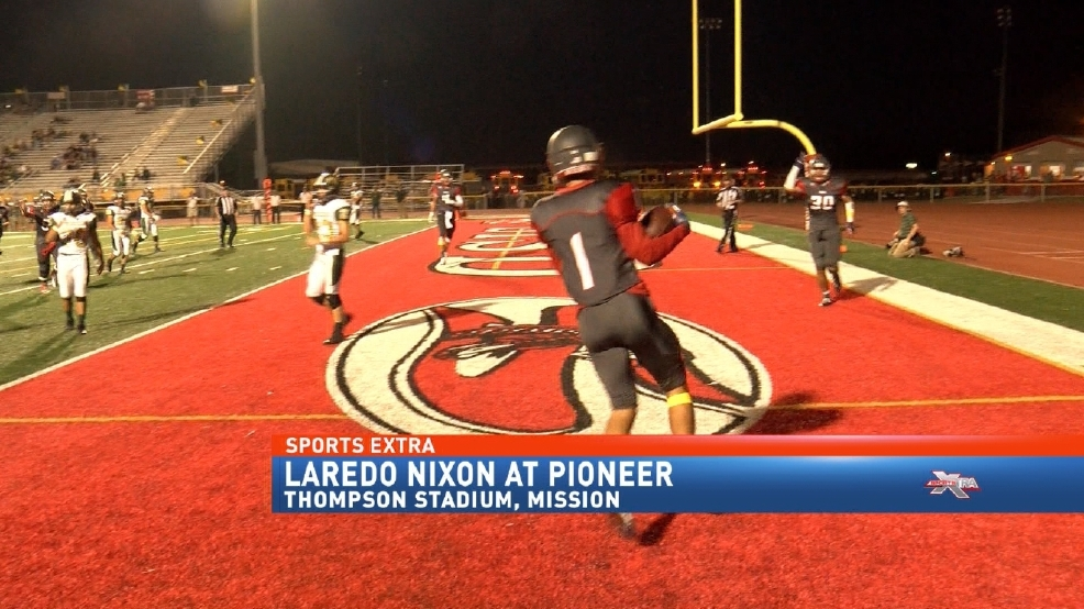 Nixon Comes From Behind To Down Pioneer