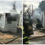 Garden City home a total loss after accidental fire