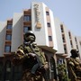 Suspected jihadists attack spa in Mali's capital, 2 dead