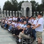 Veterans honored with day trip to Washington, D.C.