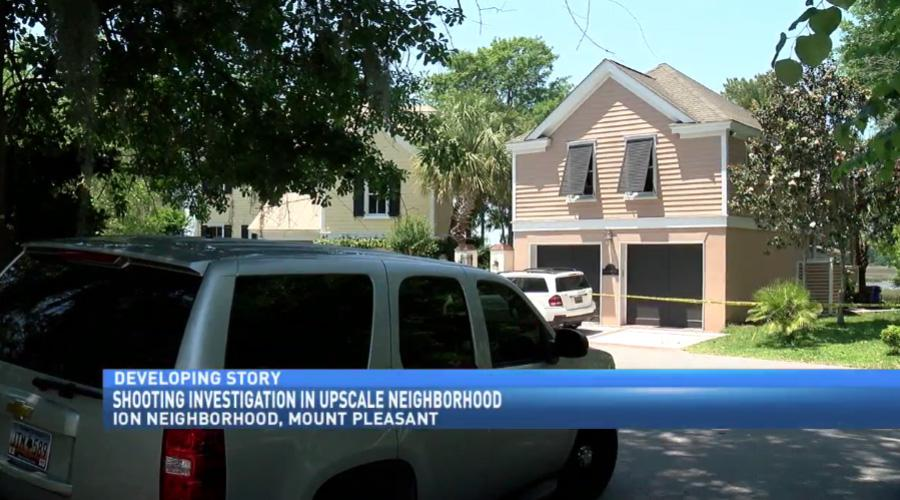 Man dead after shooting in I'On subdivision (WCIV)