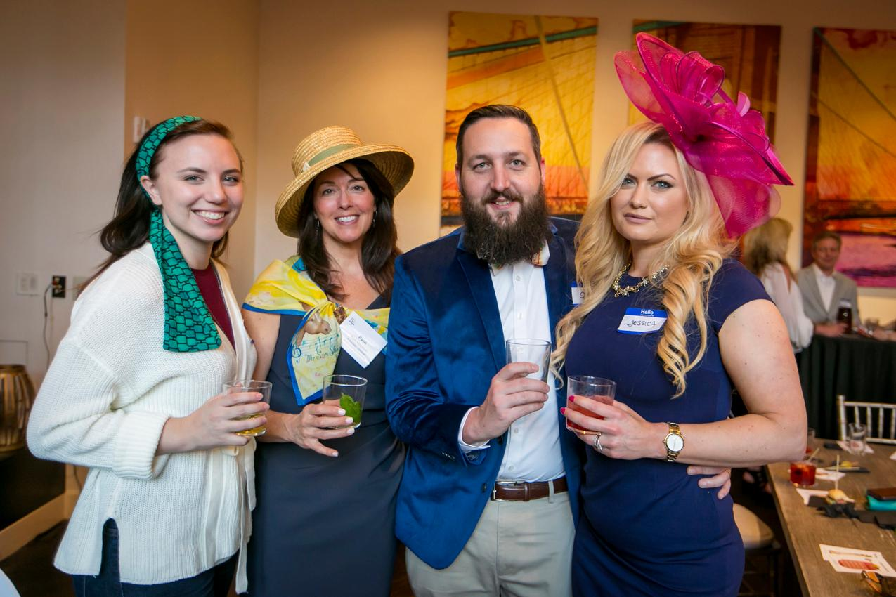 Kendall Sebald, Pam Houston, Simon Obrien, and Jessica Sarama{ }/ Image: Mike Bresnen Photography // Published: 4.17.19