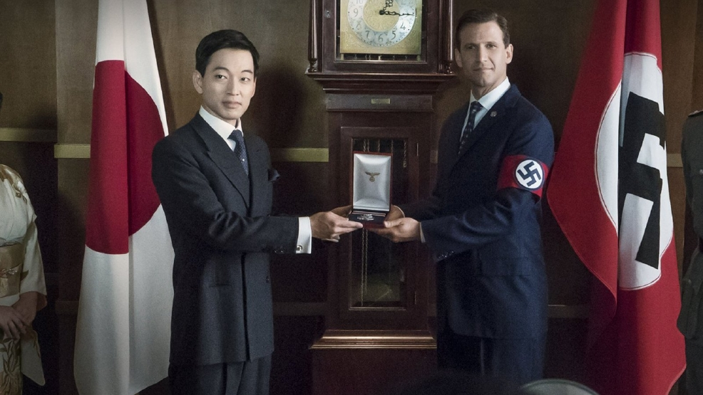 Nazi Imperial Japanese Symbols Promoting Show Are Too Much Some