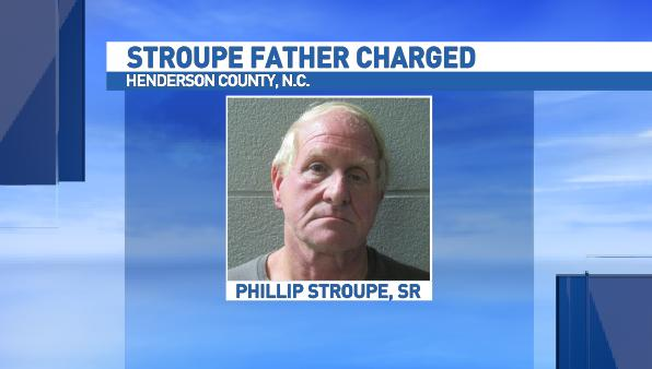 Phillip Stroupe was arrested on a number of drug, weapons, and fleeing police charges and given a $2 million bond. (WLOS)