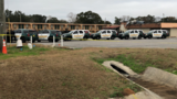 ECSO: Armed man barricaded inside Budget Inn