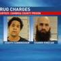 Two arrested on drug charges after bust in Johnstown