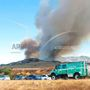1,700-acre wildfire forces evacuations in Southern California