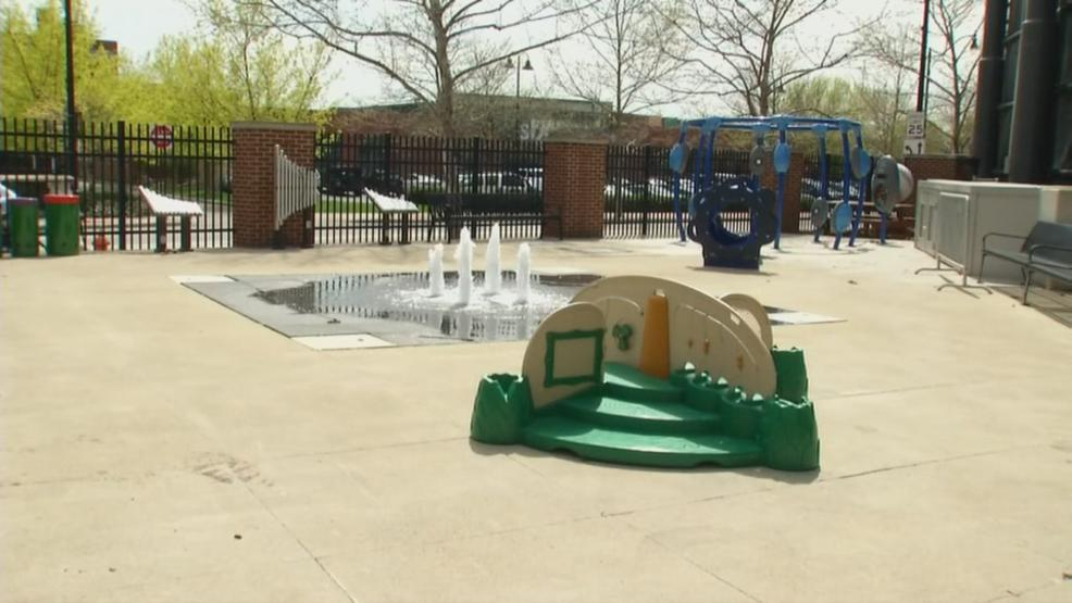 A revamped playground for kids is also now open at Huntington Park (WSYX/WTTE)
