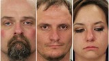 Police: 3 Coos County residents arrested on drug charges following traffic stop