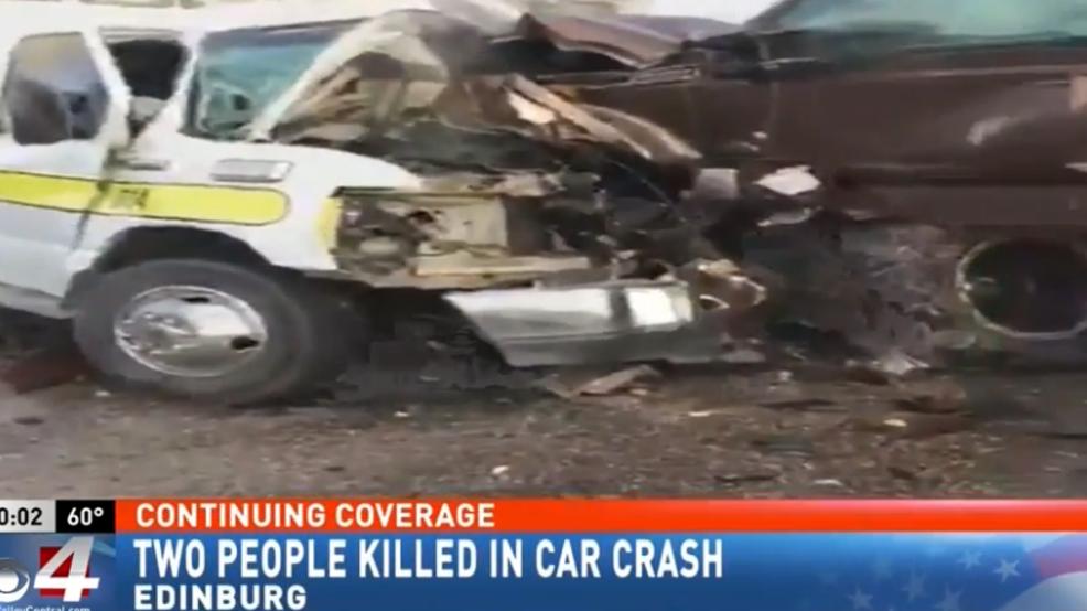 Witness recalls deadly Edinburg accident | KGBT