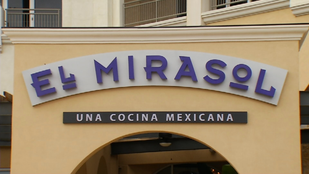 A Mexican Restaurant Received A Perfect Score On Its