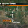 One dead after crash in Berrien County