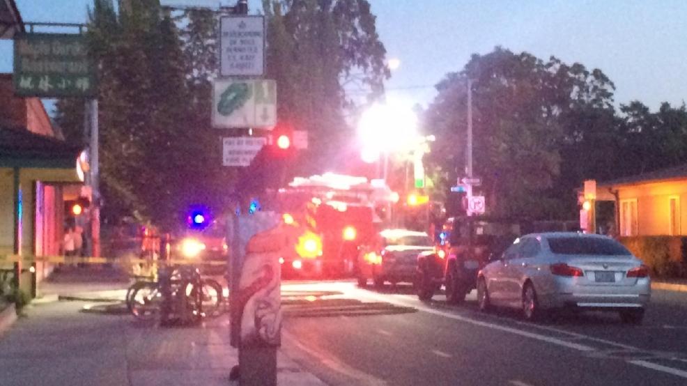 Fire Crews Respond To Gas Leak At Eugene Restaurant Kval