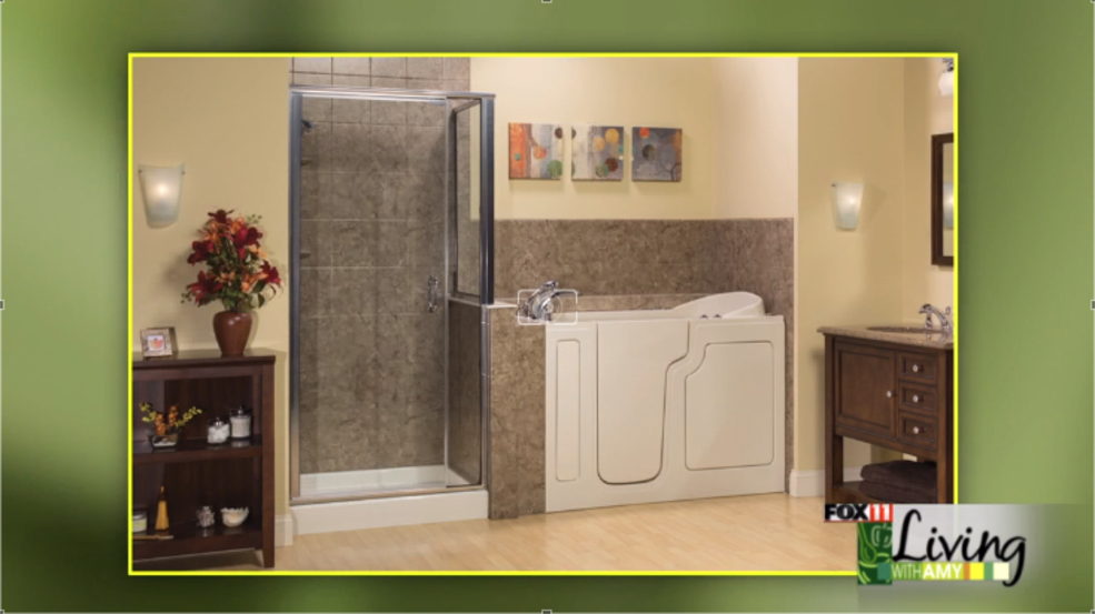Affordable Safety Tub and Walk-In Showers from Tundraland   WLUK