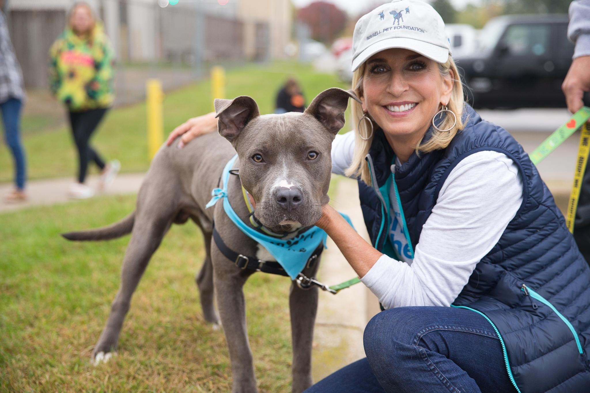 More than 2,000 pets found their forever home during the Empty the Shelters event.<p></p>
