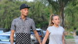 Chloe Green and 'hot felon' boyfriend Jeremy Meeks make their red carpet debut