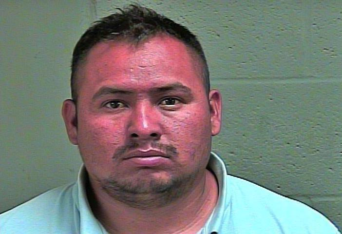 Marcelino Resendiz, 29, was arrested March 27 in Oklahoma City on complaints of offering to engage in an act of prostitution. (Oklahoma County Jail)