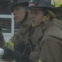 Teens learn what it takes to become firefighters, emergency personnel