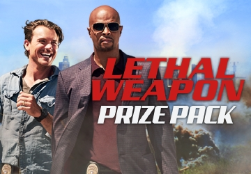 Lethal Weapon Giveaway