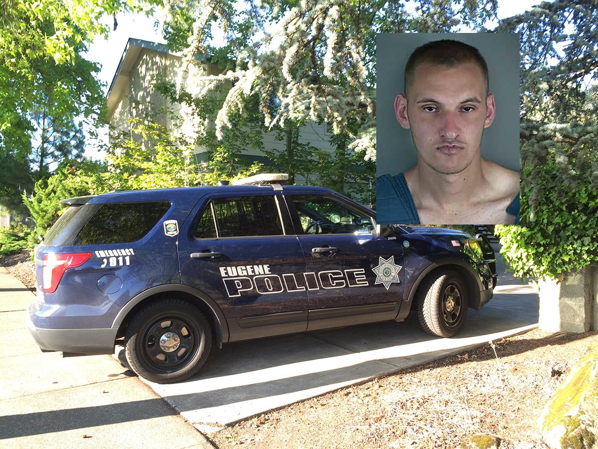 The Eugene Police Department Arrested 25 Year Old Vyacheslav Leonidovich  Stephanskiy In The Death
