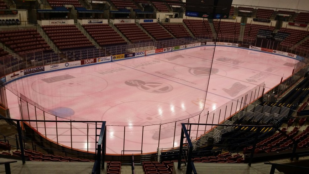 Stingrays host Pink in the Rink night Saturday; Coliseum issues parking alert