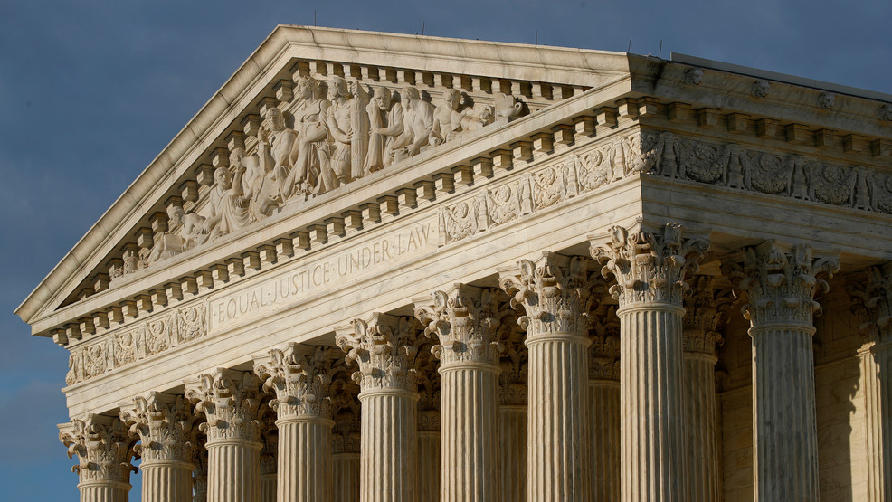 10 cases, 2 weeks, 1 Supreme Court holding audio arguments