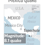 PHOTO GALLERY: Mexico 8.1 earthquake